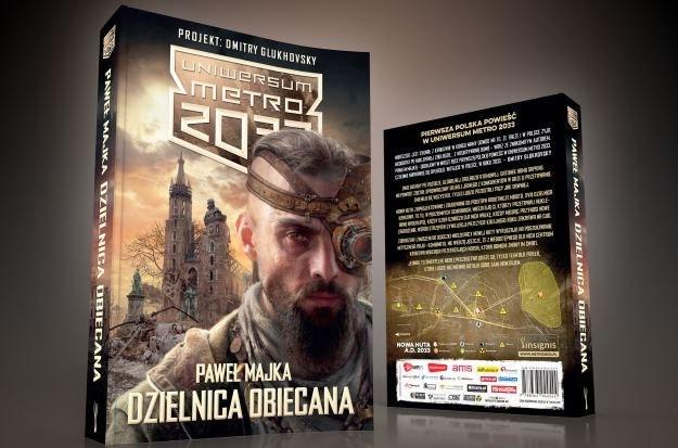 Uniwersum Metro 2033: Dzielnica Obiecana /materiały prasowe