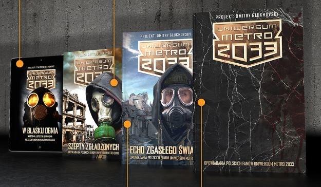 Uniwersum Metro 2033 /materiały prasowe