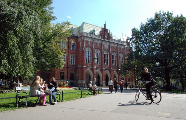 Uniwersytet Jagielloński, Collegium Novum /Wojciech Matusik /Agencja FORUM
