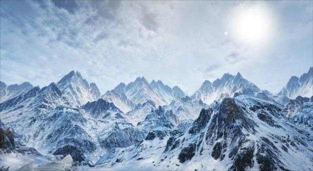 Unreal Engine 4 - fragment prezentacji technologicznego dema #3 /CDA
