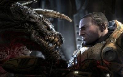 Unreal Tournament 3 - fragment z gry /Informacja prasowa