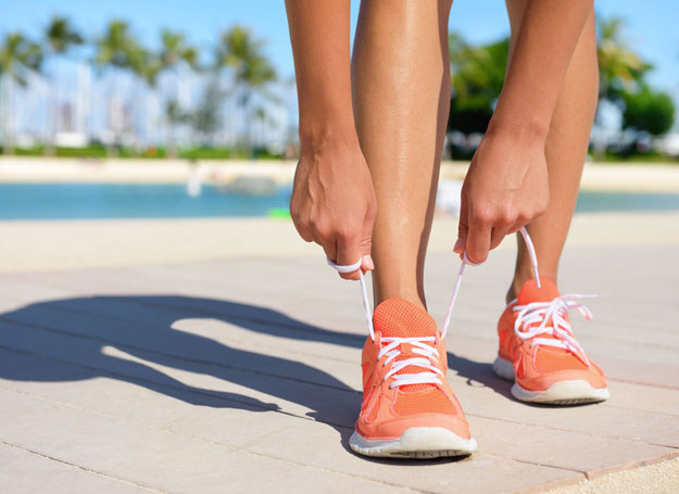 Uprawianie sportu pozwala nie tylko spalić zbędne kalorie, ale wręcz usypia geny sprzyjające nadwadze /©123RF/PICSEL