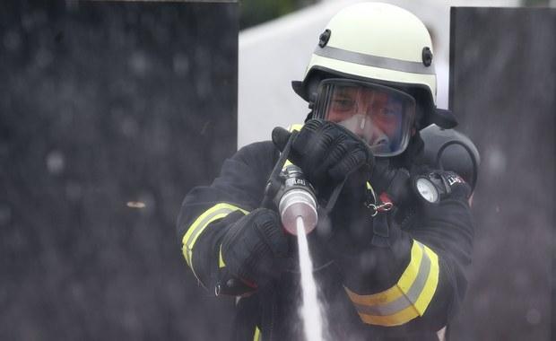 Uratowano 50 osób z płonącego promu u wybrzeży Florydy