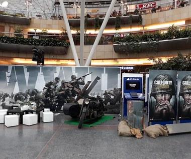 Uroczysta premiera Call of Duty WWII w warszawskich Złotych Tarasach