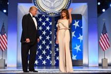 Uroczyste bale podczas inauguracji Donalda Trumpa