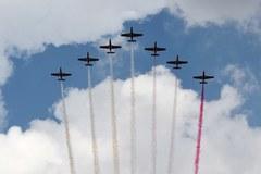Uroczystości obchodów święta Wojska Polskiego