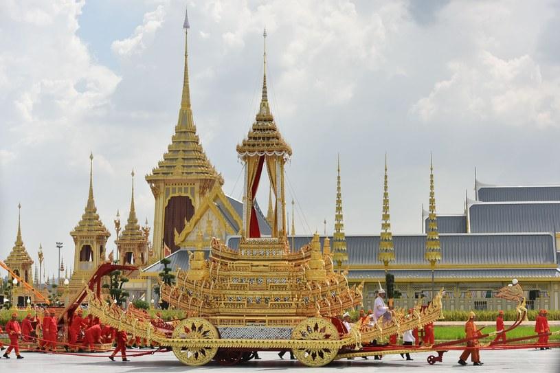 Uroczystości pogrzebowe króla Bhumibola Adulyadeja /East News