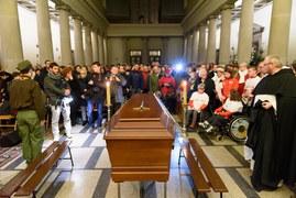 Uroczystości pogrzebowe ojca Jana Góry
