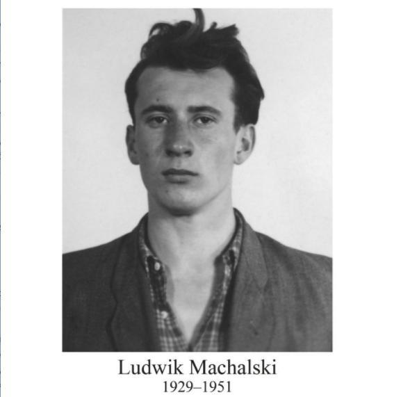 """Uroczystości pogrzebowe śp. Ludwika Machalskiego """"Mnicha"""", założyciela i dowódcy zbrojnej organizacji niepodległościowej, odbędą się 6 listopada 2017 roku w Staszowie /IPN"""