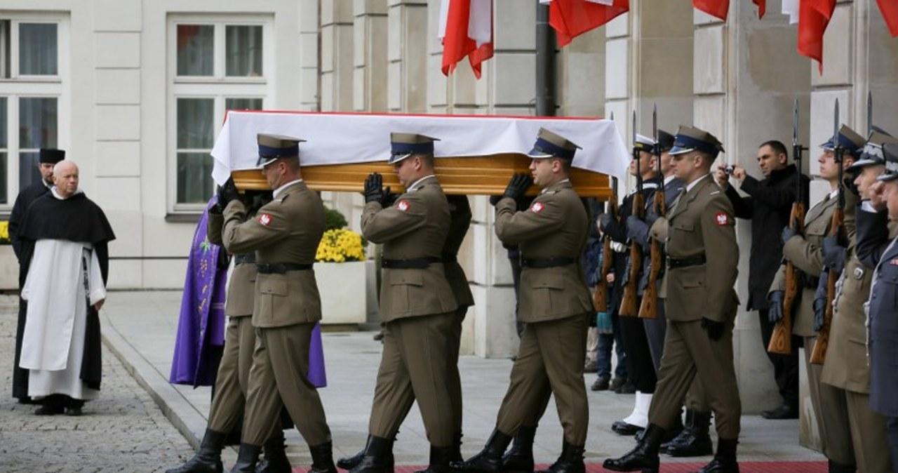Uroczystości pogrzebowe Tadeusza Mazowieckiego