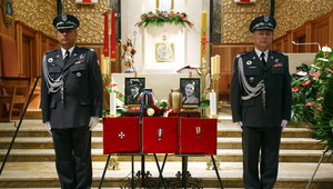 Uroczystości pożegnalne pierwszego dowódcy Dywizjonu 303