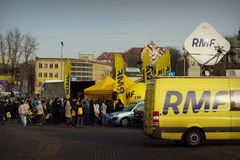 Urodzinowe słodkości od RMF FM w Lublinie!