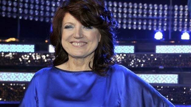Urszula Dudziak świetnie sprawdza się w telewizyjnym show /AKPA