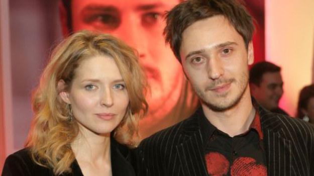 Urszula Grabowska z mężem /fot  /Agencja W. Impact