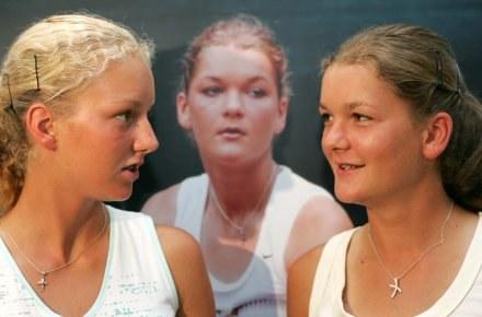 Urszula i Agnieszka Radwańskie /Agencja Przegląd Sportowy