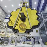 Uruchomienie Kosmicznego Teleskopu Jamesa Webba opóźnione