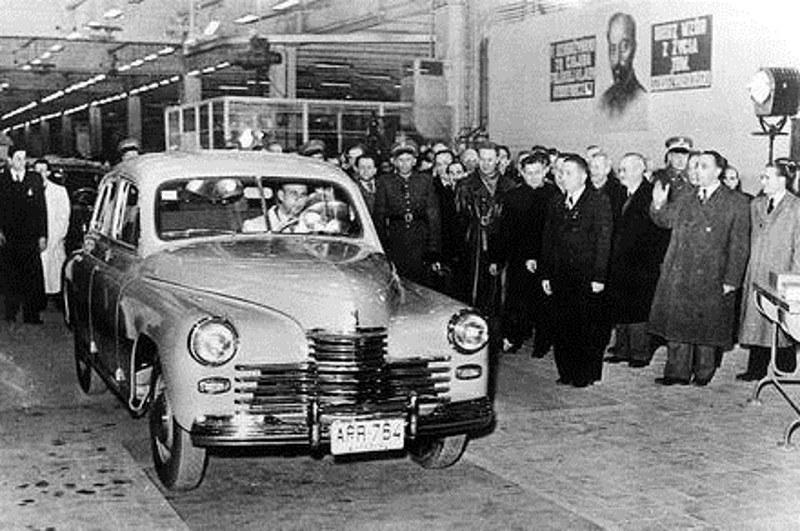 Uruchomienie produkcji Warszawy było dużym wydarzeniem /Motor