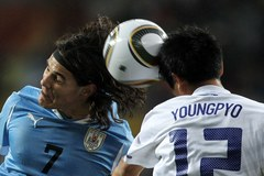 Urugwaj wygrywa z Koreą Południową 2:1