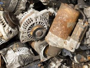 Urządzenia elektromechaniczne nadają się do regeneracji. /Motor