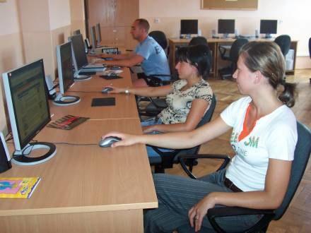 Urządzenia, umeblowanie i sieć internetowa zostały sfinansowane ze środków EFS /fot. T.Piekarski /MWMedia