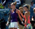 US Open: Kerber z awansem. Krecz Hercog