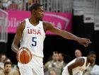 USA - Argentyna 111:74 w sparingu koszykarzy