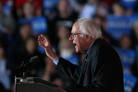 USA: Bernie Sanders bierze New Hampshire