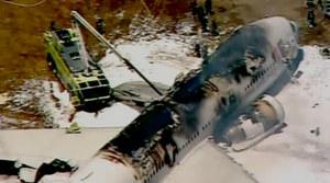 USA: Katastrofa Boeinga 777, są zabici i ranni