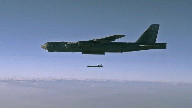 USA musi zmodernizować swój arsenał.  Fot. U.S. Air Force photo/Staff Sgt. Roidan Carlson /materiały prasowe