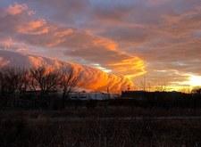 USA: Niesamowite zjawisko na niebie