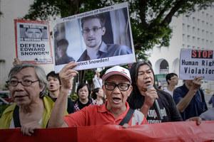 USA ostrzegają inne kraje, by nie wpuszczały Snowdena