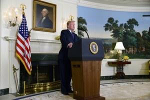 USA przeprowadziły atak na Syrię