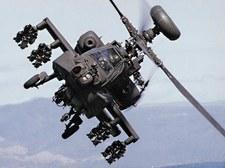 USA przeprowadziły w Iraku atak z użyciem śmigłowca Apache