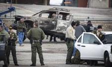 USA: Są zarzuty dla byłego policjanta: Mężczyzna wciąż jest poszukiwany