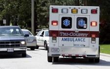 USA: Samochód wjechał w kolumnę pieszych. Ponad 50 rannych