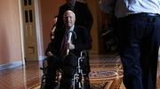 USA: Senator McCain przechodzi kurację po chemioterapii