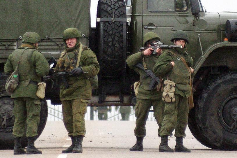 USA zaobserwowały ruchy rosyjskich wojsk na Krymie /AFP