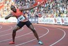 Usain Bolt z powodu kontuzji wycofał się z mistrzostw Jamajki