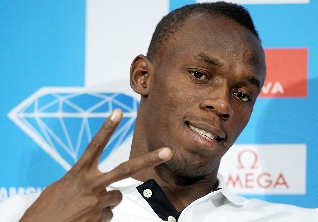 Usain Bolt zarobi 300 tys. dolarów za przebiegnięcie... 200 metrów /AFP