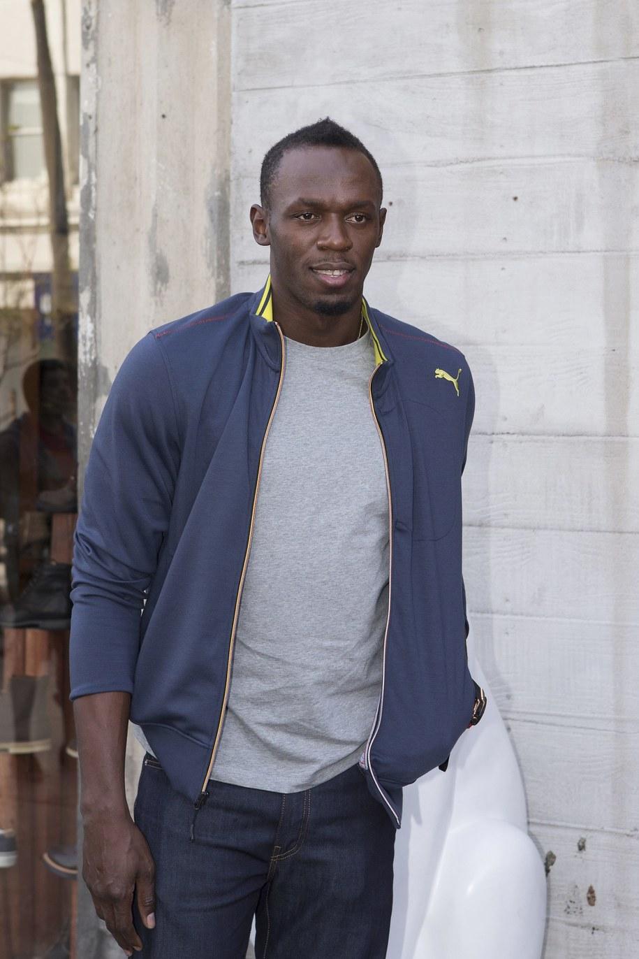 Usain Bolt /Chris Elise/Panoramic /PAP