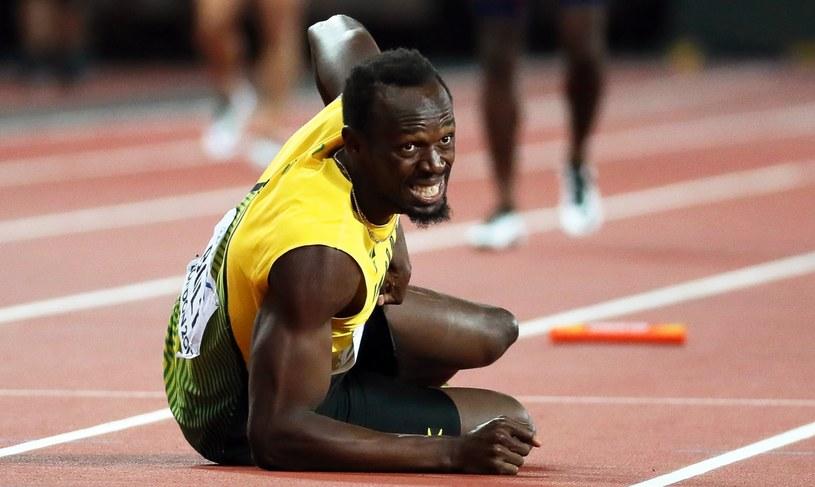 Usain Bolt /PAP/EPA