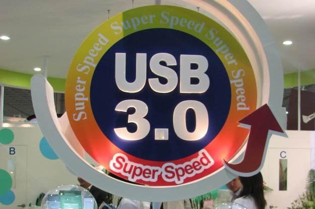 USB 3.0 na targach Computex - to już powoli standard /INTERIA.PL