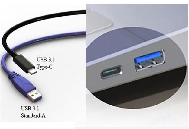 USB 3.1 Type C /materiały prasowe