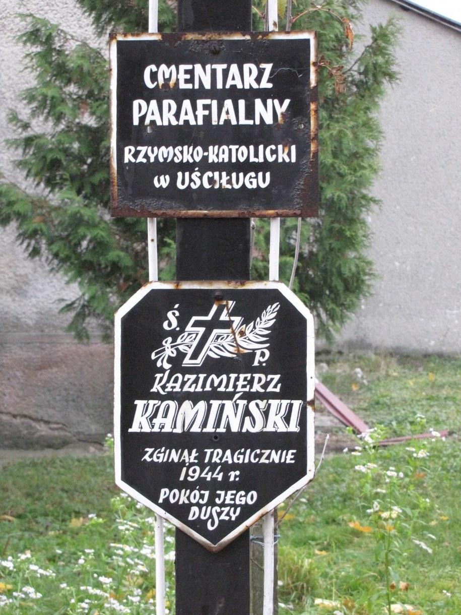 Uściług przed wojną należał do Polski /Krzysztof Kot /RMF FM