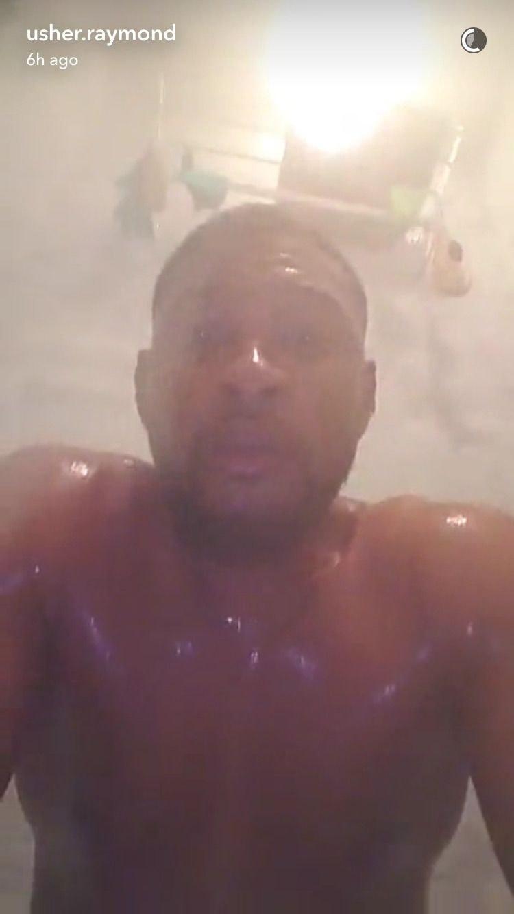 Usher na Snapczacie /