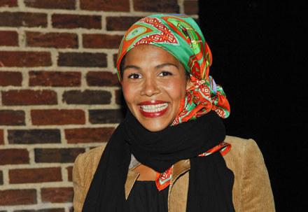 Uśmiech Ayo fot. Ray Tamarra /Getty Images/Flash Press Media