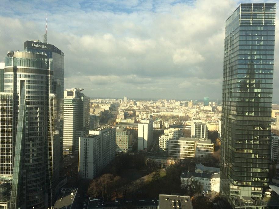Ustawa o metropolii warszawskiej odłożona na półkę /Katarzyna Sobiechowska-Szuchta /RMF FM