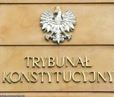 Ustawa o TK. Stowarzyszenia sędziów apelują do prezydenta