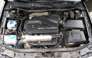 Usterki silnika 1.8 Turbo /Auto Moto