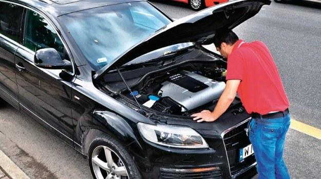 Usterki używanych Audi /Motor